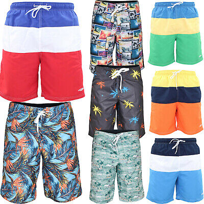 Mens Swimming Board Surf Shorts Swim Swimwear Beachwear Summer Sports Trunks