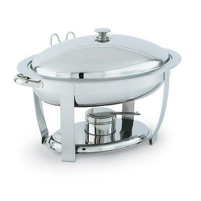 Vollrath - 46500 - Orion™ 6 Qt Oval Chafer