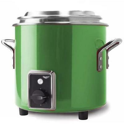 Vollrath - 7217235 - 11 qt Candy Apple Green Countertop Rethermalizer