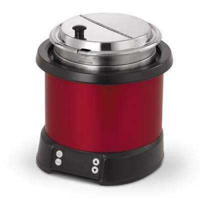 Vollrath - 7470140 - 7 Qt Red Induction Rethermalizer
