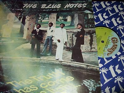 The Blue Notes : The Truth Has Come To Light Lp 1977 Glades Usa