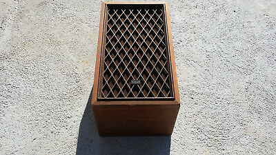 1974 Vintage Speakers Tandy Corp radio shack NOVA-7B speaker antique collectible