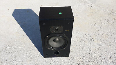 Vintage Speakers Wharfedale CRS FIVE CRS-5 CRS5 Speaker home theatre system