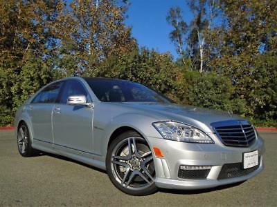 S-Class S 63 AMG 2011 Mercedes-Benz S 63 AMG**  Dealership Maintained* Pristine**