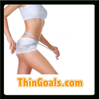 ThinGoals.com PREMIUM Thin/Body/Diet/Dieting/Fitness/Weight Loss/Health Domain $