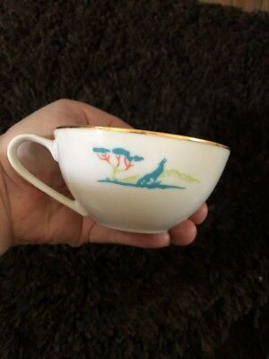 Quanah Parker Knox Oil Acee Blue Eagle Oklahoma Indian Tea/Coffee Cup