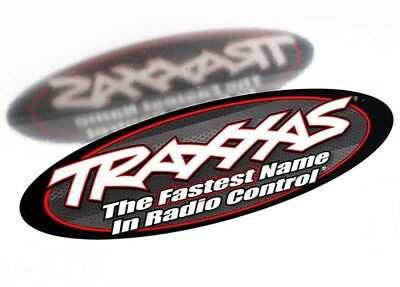 Traxxas 9' Oval Decal 2 Sided 6152