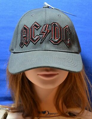 """AC/DC """"Long Live Rock"""" Baseball Cap - 2005 Officially Licensed - Bio-Domes"""