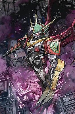 Go Go Power Rangers #10 Shattered Grid Cover A Boom Comic Book Mighty Morphin 25