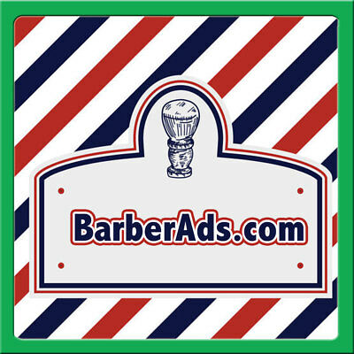 BarberAds.com PREMIUM Barber Ads/Sales/Software/Marketing/Hair/App Domain Name $