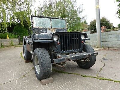 Ford GPW Jeep ww2 american army historic classic military 4 wheel drive willys
