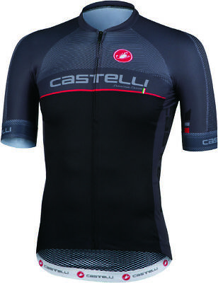 New Castelli Aero Race 5.0 Jersey Road / Mountain Bike - Various Sizes