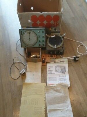 Vintage Griffin & George Centisecond Timer + Other Accessories Fully Working