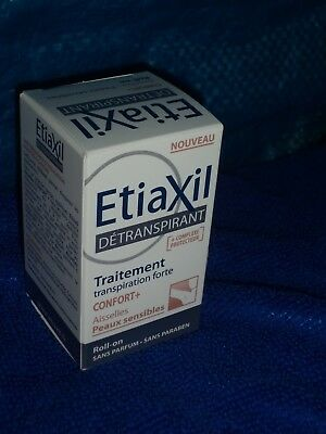 ETIAXIL Detranspirant  Aisselles CONFORT+ Roll-On 15ml