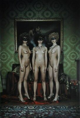 Marc Lagrange Original XXML Photo Print 50x70cm The Guardians of Bestseller 2006