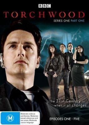 Torchwood : Series 1 (DVD, 2007, 6-Disc Set)