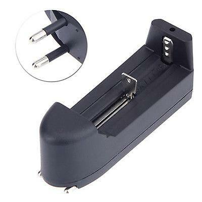 EU Universal Charger For 3.7V 18650 16340 14500 Li-ion Rechargeable Battery