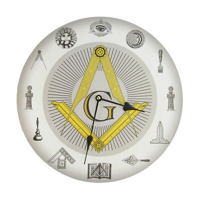 MASONIC PAST MASTER Square and Compass Metal Wall Art Sign - $47.95 ...