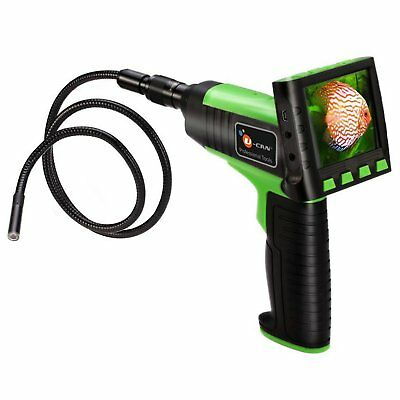 "Wireless 3.5"" Video Inspection Camera Borescope Snake Scope Endoscope 1M Cable"