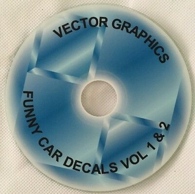 215 HUMOROUS FUNNY CAR DECALS VECTOR images vinyl Plotter Cutter DVD EPS AI