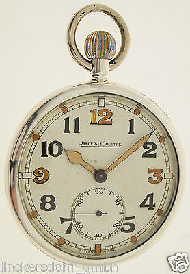 Jaeger Lecoultre Beobachtungsuhr - Wwii British Forces Gstp Miltary Pocket Watch