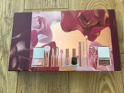 0c6558253e47c2 TED BAKER TED S Bouquet Cosmetic Collection Makeup Gift Set BNIB - £16.77