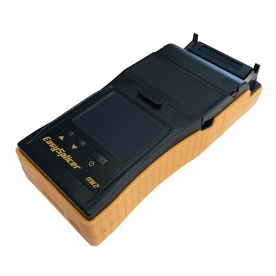 EasySplicer MK2 Fiber Optic Fusion Splicer Cleaver Automatic Focus Function FTTH