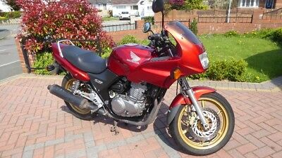 Honda Cb500S W Reg 2000 One Owner 33,730 Miles Only