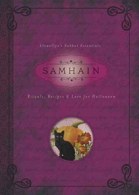 Samhain Rituals, Recipes and Lore for Halloween by Diana Rajchel 9780738742168