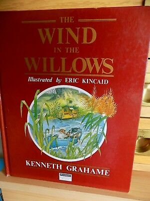 Rare wind in the willows 1991 wh smith exclusive book illustrated rare wind in the willows 1991 wh smith exclusive book illustrated eric kincaid solutioingenieria Image collections