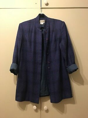 Vintage Paola Calo Jacket Made In Italy (Size 16)