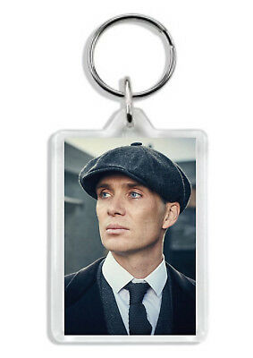 Cillian Murphy 002 (Tommy Shelby - Peaky Blinders) Keyring *Great Gift*