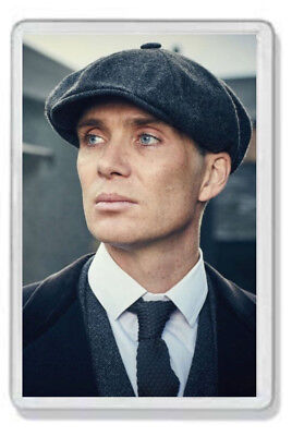 Cillian Murphy 002 (Tommy Shelby - Peaky Blinders) Fridge Magnet *Great Gift*