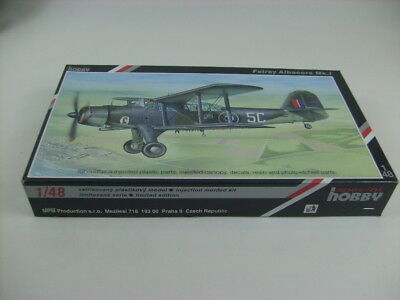 Special Hobby 1:48 Fairey Albacore Mk.I limited Edition SH 48045 resin etched