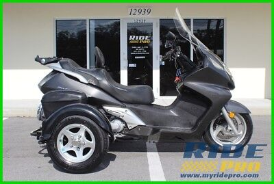Honda Silver Wing™  2008 Honda Silver Wing 600cc Scooter trike Automatic Trike Tow Pac