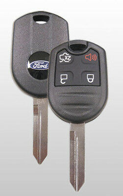 Ford Key Fob Keyless Entry Remote 4 button  4D-63 H84 / H92 SA ( USA Seller )