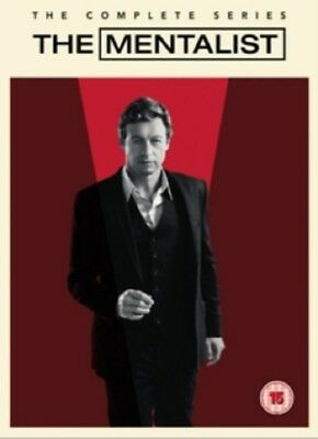 The Mentalist Complete Season 1 2 3 4 5 6 7 Series One to Seven New Reg 4 DVD