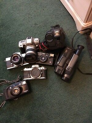 Faulty/untested Cameras Joblot