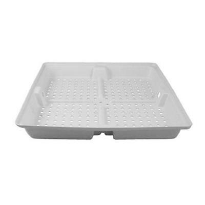 "Commercial - 18"" x 18"" Sink Strainer"