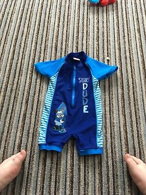 Boys Disney All In One Swimsuit 9 12 Months 249 Picclick Uk