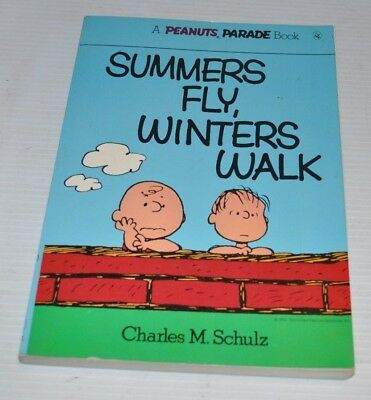 PEANUTS PARADE #21 Comic Strip BOOK  Charles Schulz (Charlie Brown/Snoopy) 1977