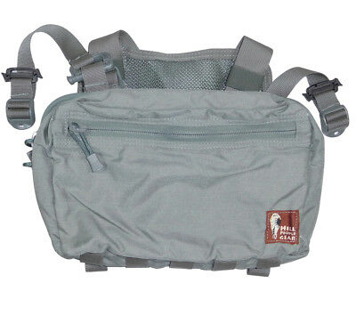 Hill People Gear V2 Kit Bag Foliage Gray Concealed Carry First Aid Survival SAR