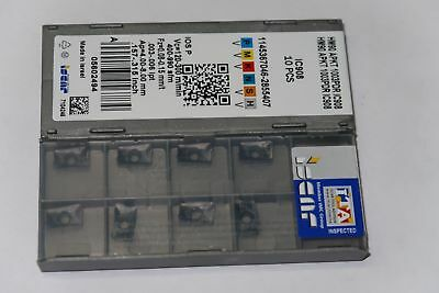 10 new ISCAR Tool - HM90 APKT 1003PDR, Grade IC908, Carbide Inserts, Israel