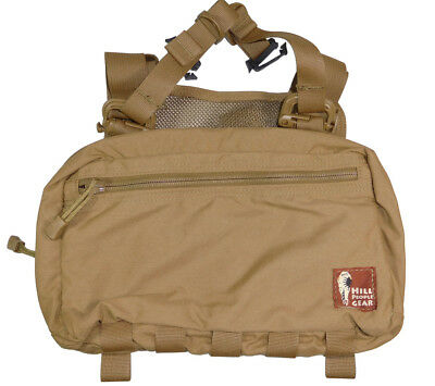 Hill People Gear V2 Kit Bag Coyote Brown Concealed Carry First Aid Survival SAR