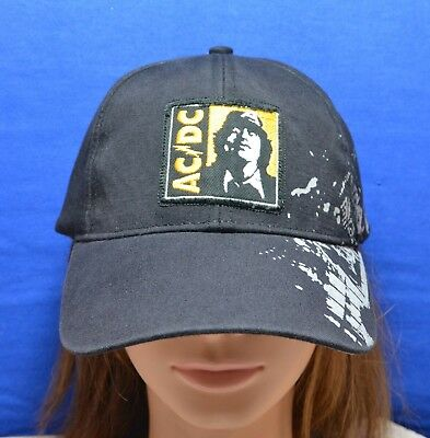 "AC/DC ""Lock Up Your Daughters Tour '76"" Baseball Cap - Officially Licensed"