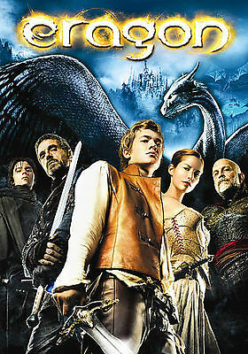Eragon (Full Screen Edition) DVD, Ed Speleers, Sienna Guillory, Jeremy Irons, Jo