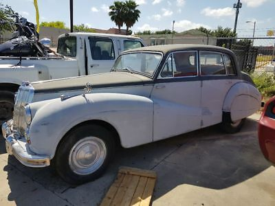 1954 Armstrong-Siddeley Shappire Sedan Amstrong  shappire