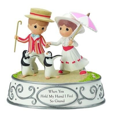 Precious Moments Mary Poppins Jolly Holiday Musical Figurine