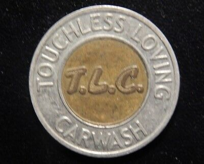 T.l.c. Touchless Loving Carwash $1 Token!    Ww329Xxx