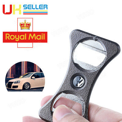 New-Bottle Opener Cup Holder For VW Golf MK 5/6 GTI R32 Jetta Scirocco